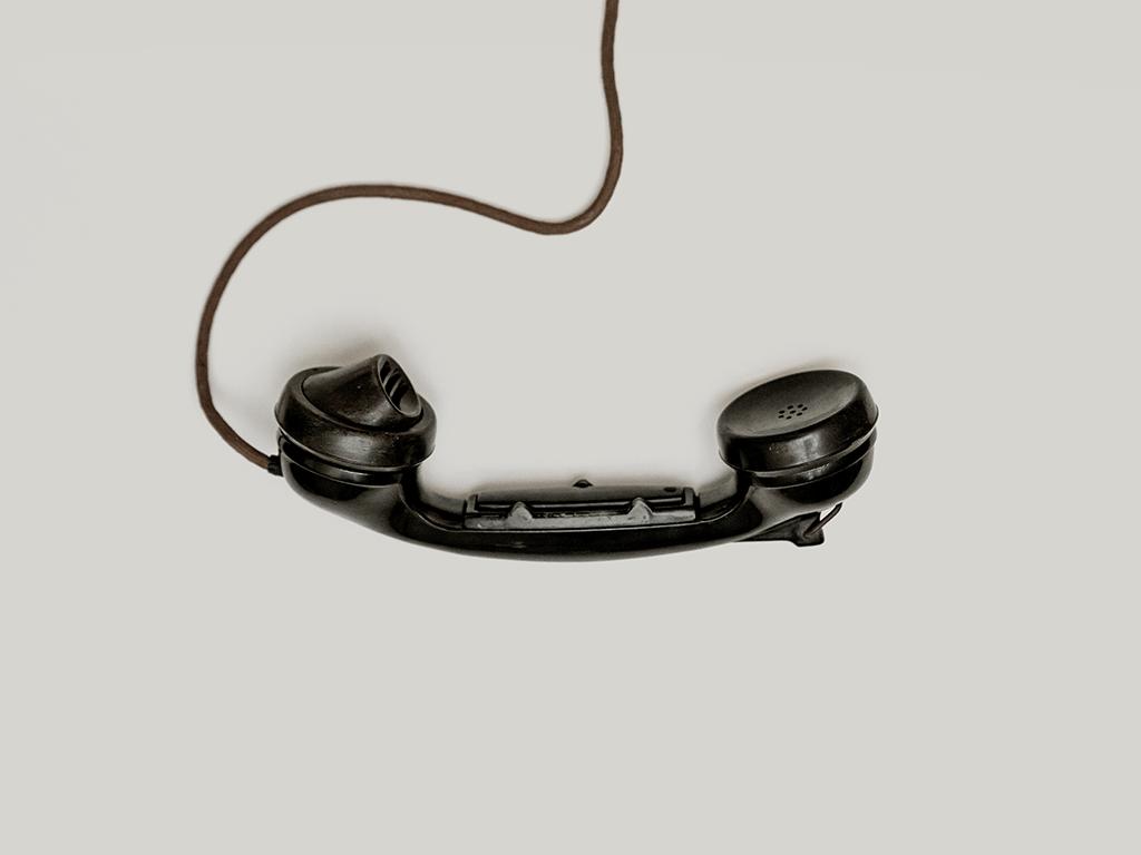telephone line hookup